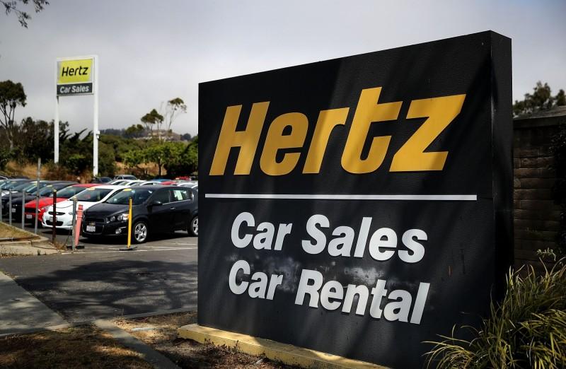 賣車隊也難湊資金 美國第2大租車公司聲請破產