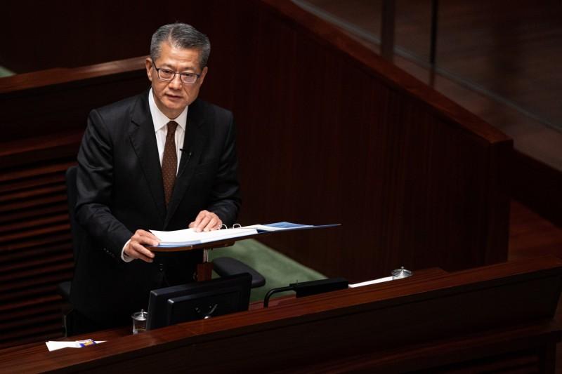 香港財政司長:國安法預防「恐怖活動」  更有利經商環境