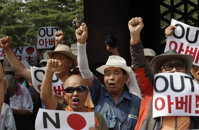 抵制日貨持續延燒  韓4月進口日本消費品年減37%