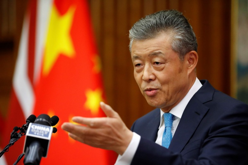 中國駐英大使:只有華為能助英國實現5G全面覆蓋