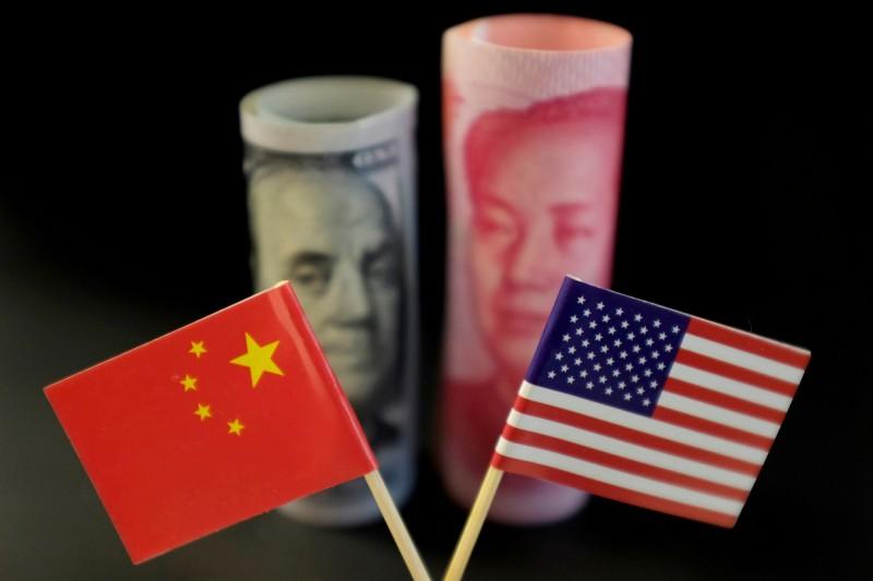 人民幣中間價創12年新低  日經:中國宣示不接受美國壓力