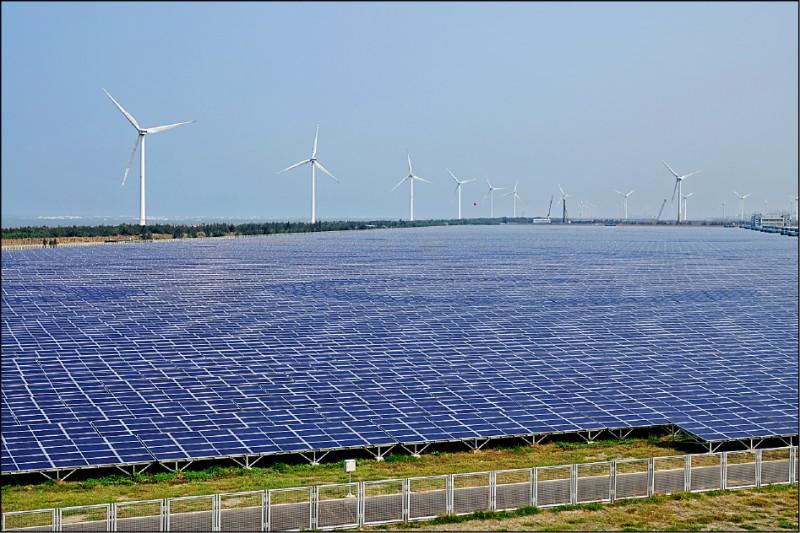 證期局能源局不同調 太陽能電廠證券化頻卡關