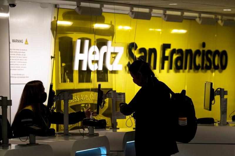 Hertz被爆在聲請破產前 向高管發放逾1600萬美元獎金