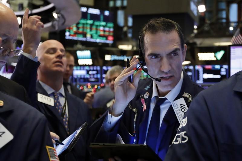 投資人樂觀美經濟逐漸開放 美股道指週3開盤漲逾300點