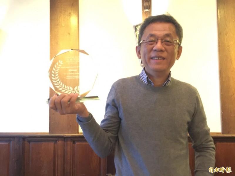 智崴改選 執行長歐陽志宏當選董座