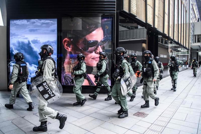 用腳投票!北京強推港版國安法 香港逾15兆中國資金擬外逃