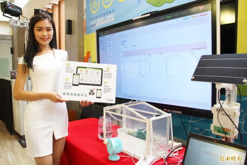 嘉縣府與鴻海集團公司合作 1000萬元力拚科技智慧農業