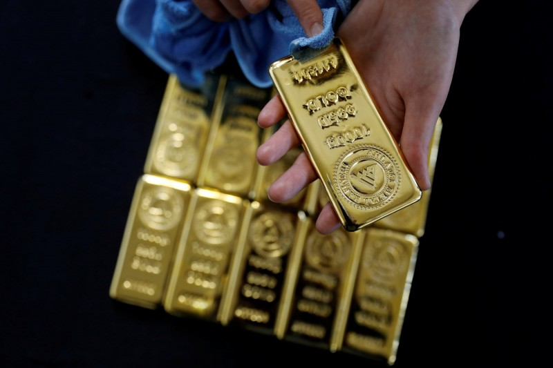 香港恐失美國特殊待遇 黃金自低點反彈