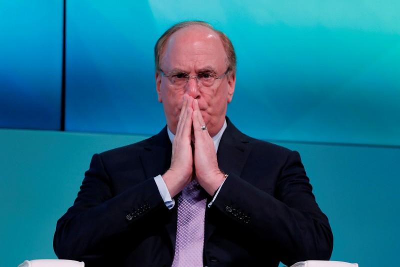 看好長期前景!貝萊德CEO:全球股市仍值得押注