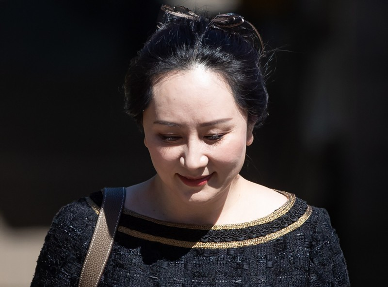 孟晚舟被控涉「雙重犯罪」未獲釋 華為立即發表聲明