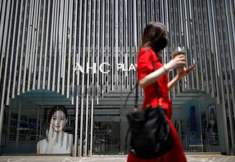 南韓去年化妝品海外出口量年增3.6%  8年來最慢增速