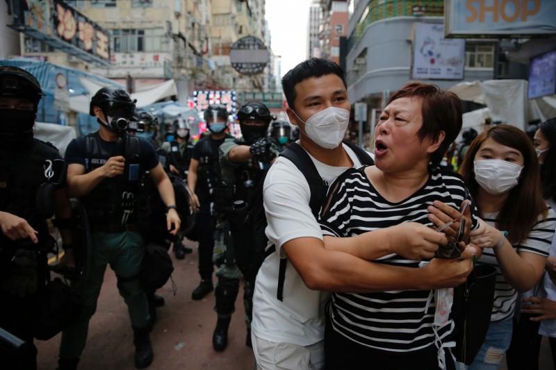 美若中止香港特殊待遇 港媒:多國可能跟隨 香港恐成半封閉城市