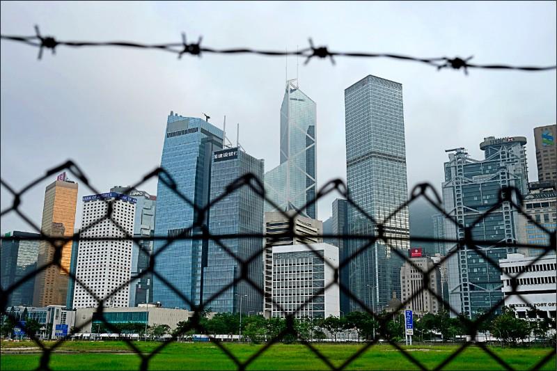 港金融地位 中國欲扶植上海取代