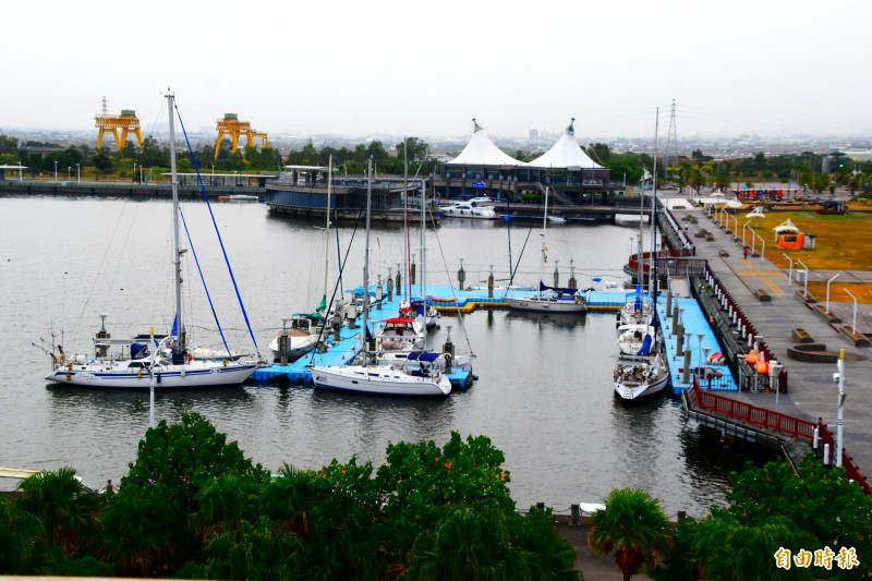 嘉信遊艇投資揮軍北高雄 興達港首件BOT案傳喜訊
