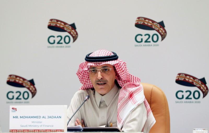 趁疫情逢低買股!沙國主權基金3、4月獲央行注資1.2兆