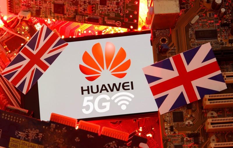 減少對華為依賴!英國證實尋找其它5G網路建設者
