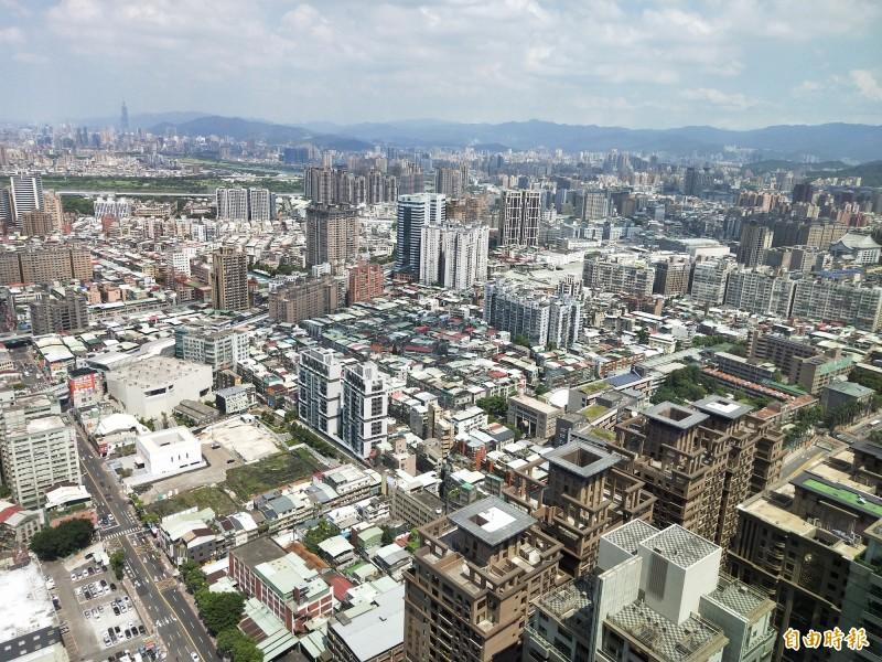 新北5月房市交易移轉棟數減9% 板橋少最多