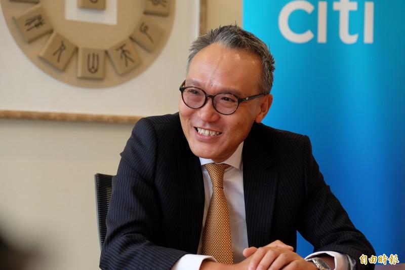 《CEO開講》花旗莫兆鴻:台灣防疫 全世界最棒