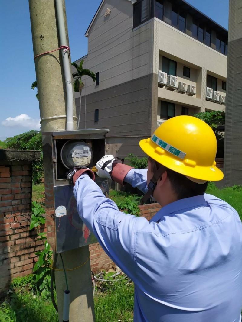 台電南投區處5月違規用電追償電費433萬 創近3年單月最高紀錄