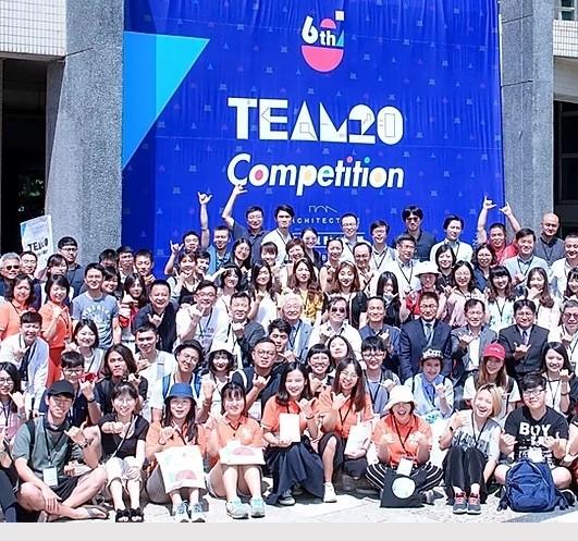 樺晟連8年贊助「TEAM 20建築與規劃新人獎」