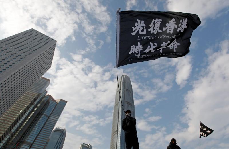 書劍集》無法決定未來的香港