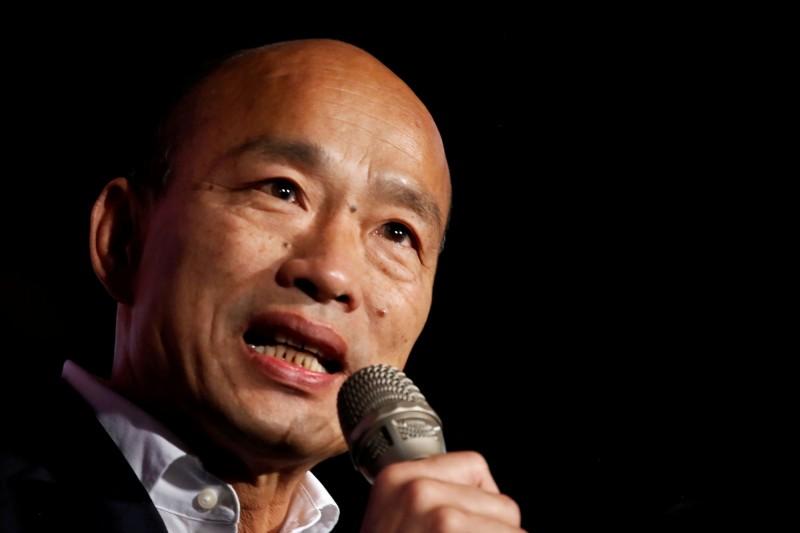 華爾街日報:台灣選民把親中市長趕下台