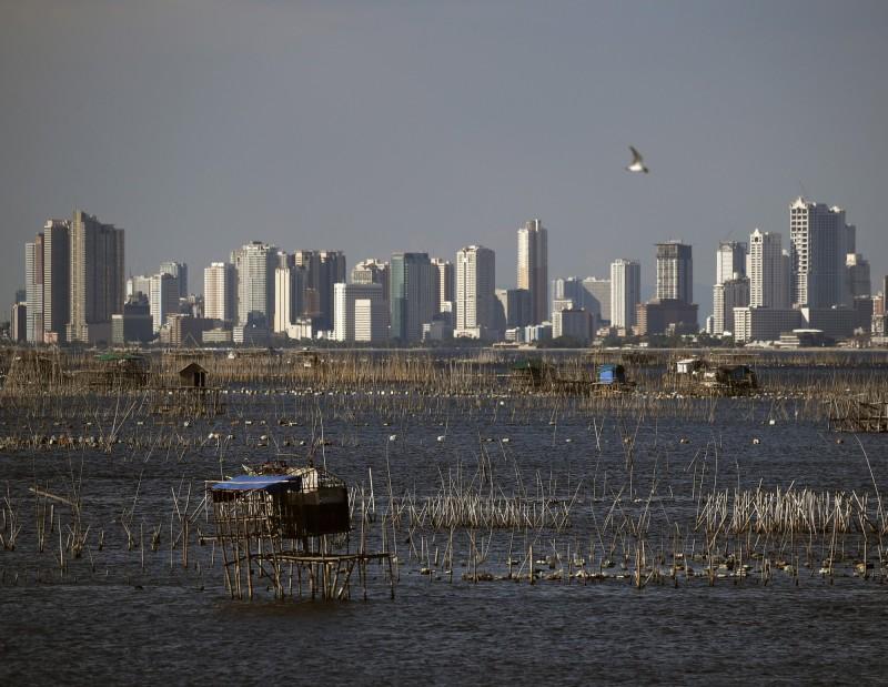 菲律賓製造業產值暴減逾6成 20年來最大跌幅