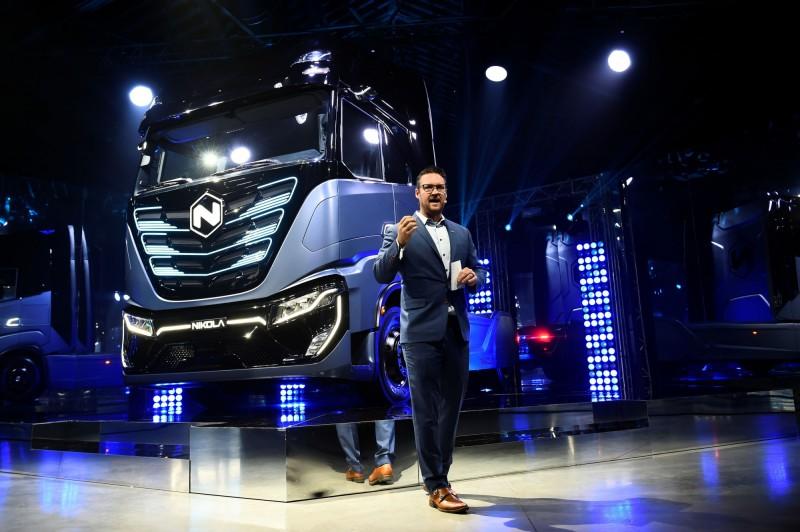 「卡車界特斯拉」上市第3日飆漲104% 創辦人財富暴增至2672億