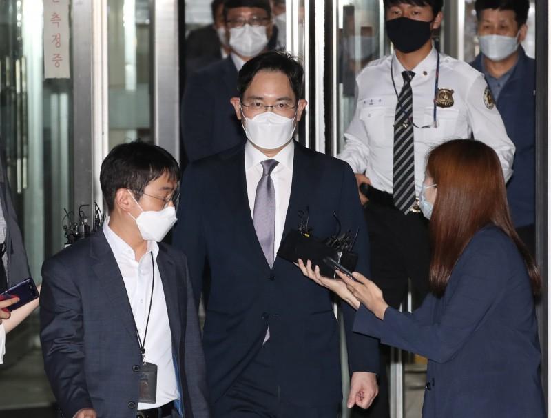 韓國法院拒發三星少主李在鎔逮捕令