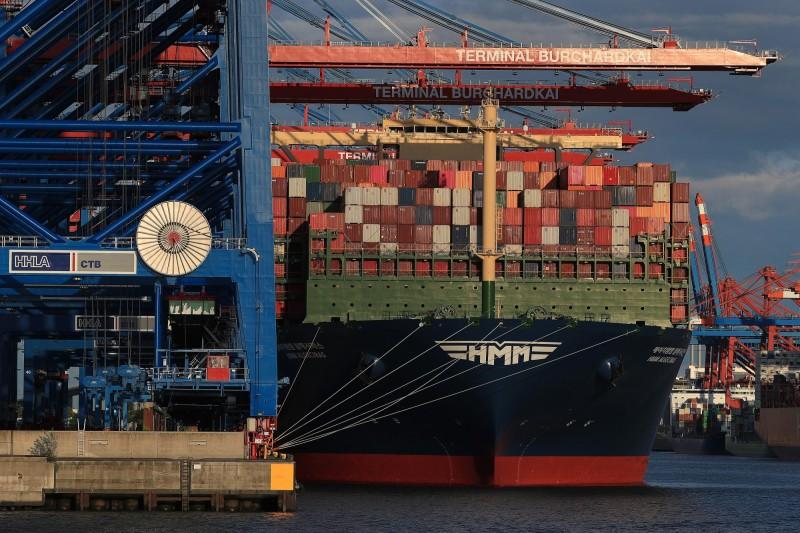 慘!德國4月出口年減約31%  貿易順差創20年新低