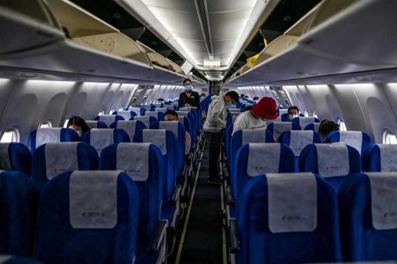 中國5月客運量年減53%、歐洲年減98%