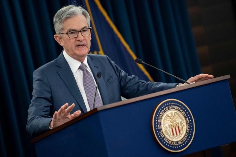 Fed宣布利率不變 近零水準預估維持到2022年