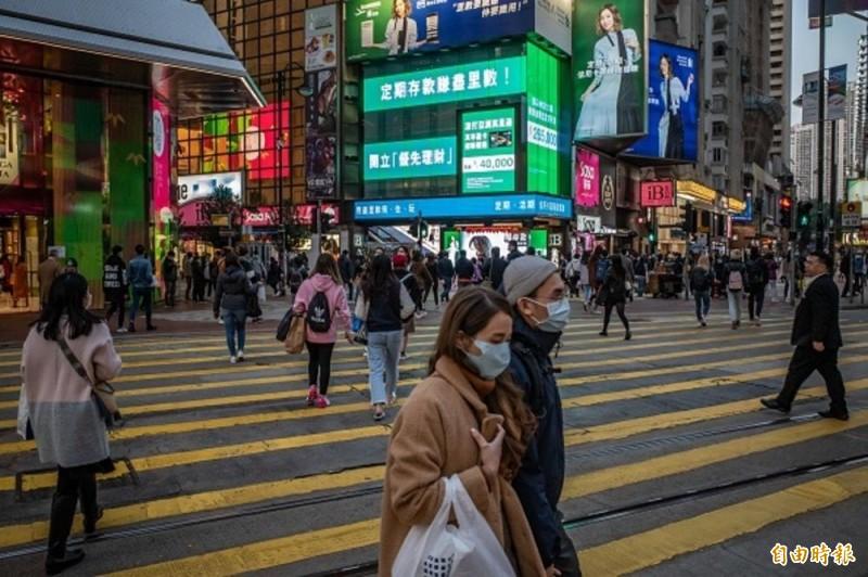 人心惶惶! 香港有錢人擬定逃生路線