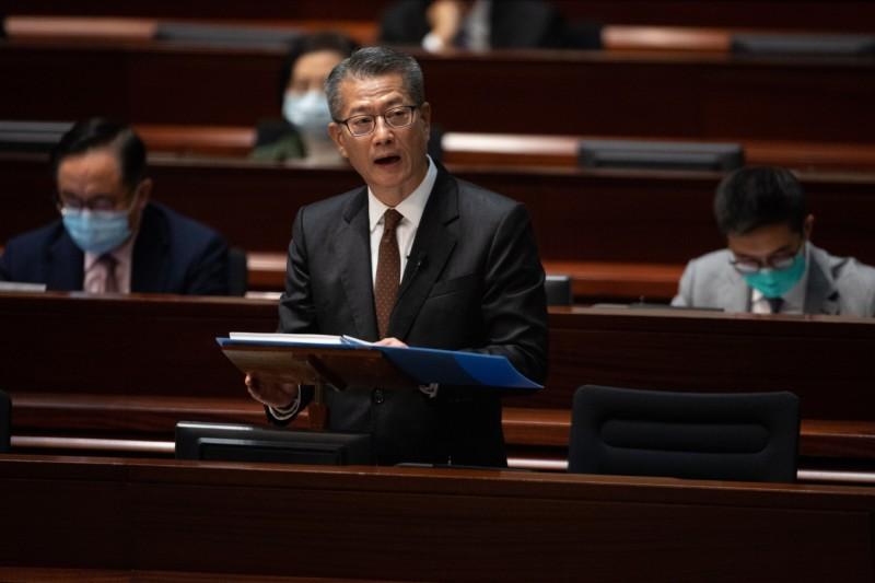香港失業率攀升!陳茂波:恐超越金融海嘯最差情況