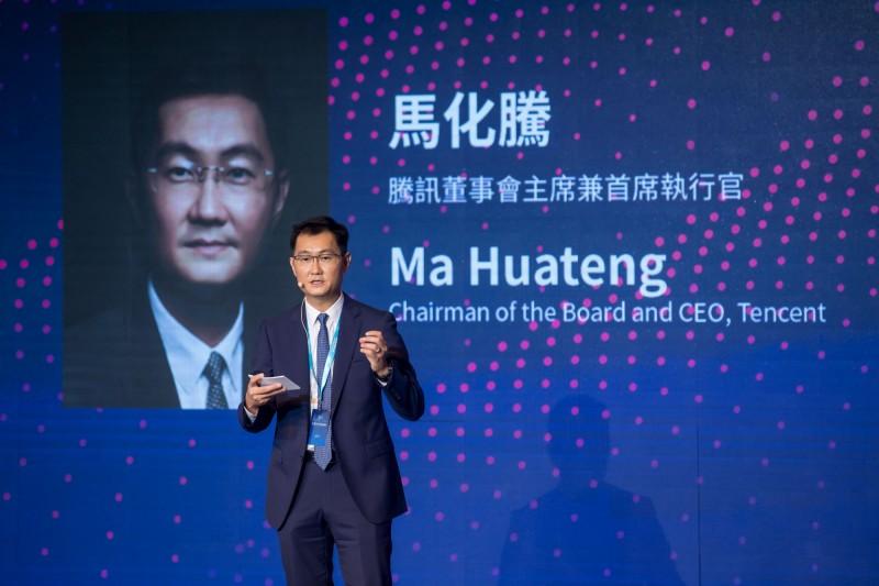 馬化騰再賣騰訊股票 4日狂套現逾162億元