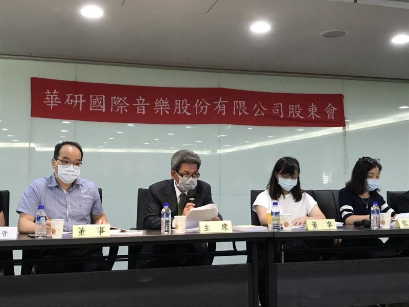 華研董座呂燕清:整合娛樂、運動、文創 保持領頭羊地位