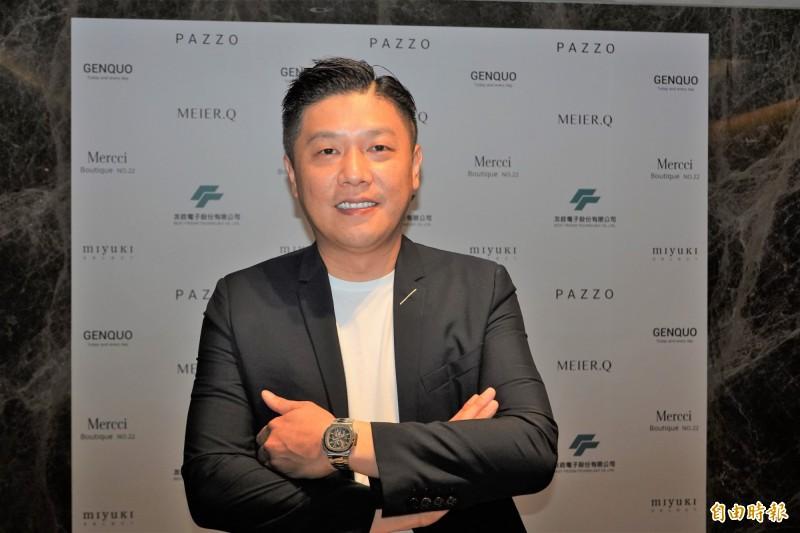 友銓電子董事長廖承豪表示,目前旗下品牌粉絲團總人數已達512萬,相當於國內每兩位女性就有一位是旗下品