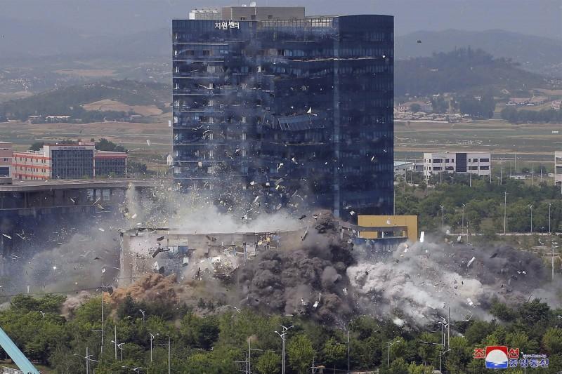 若北韓再炸開城工業區 南韓企業恐損失逾1兆韓元