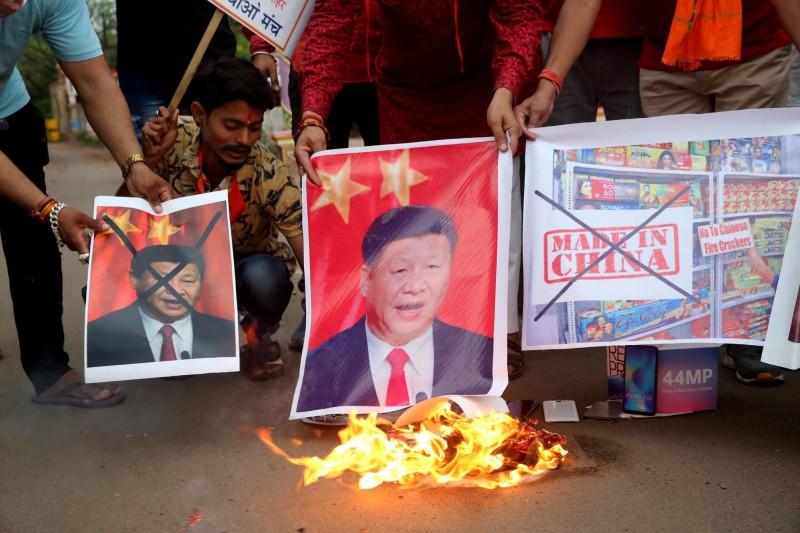 中印爆衝突  印媒籲:制裁中國進口產品、加強台灣外交接觸!