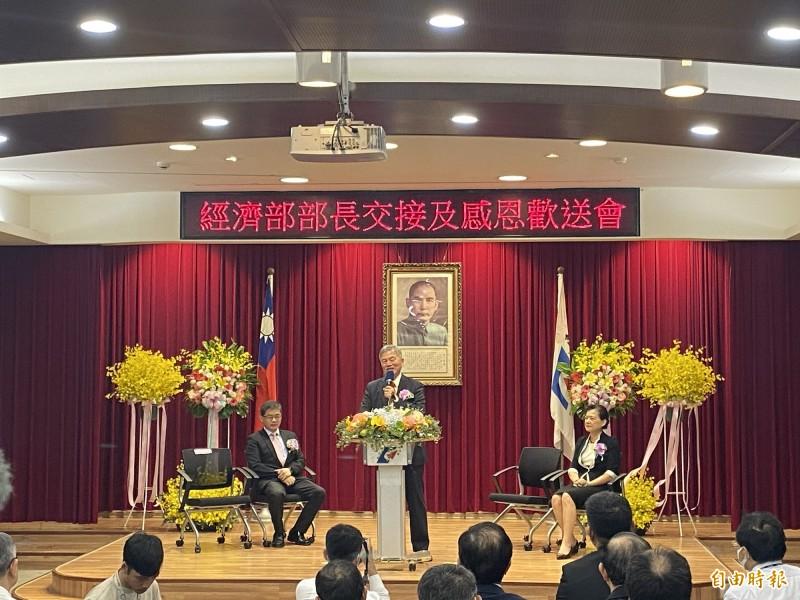 沈榮津高陞政院副院長  曝「其邁障礙」太高:要做神仙