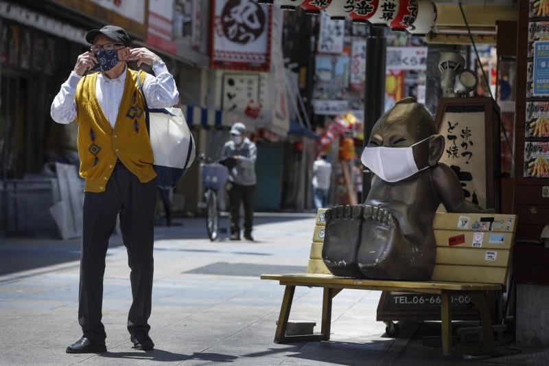 變便宜了!調查:日本網上口罩價格降至4月下旬的6分之1
