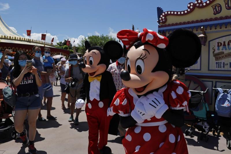 「疫」味難擺脫 香港迪士尼去年已虧3.8億、今年恐更虧