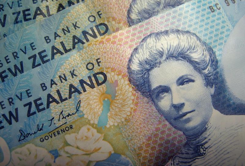 紐西蘭央行宣佈維持利率0.25%  符合市場預期