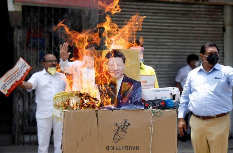 反中情緒高漲!印度3000家酒店拒絕接待中國人