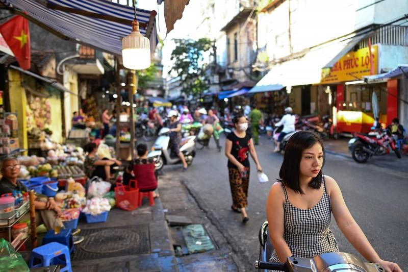 出乎意料!越南第2季GDP增長0.36%