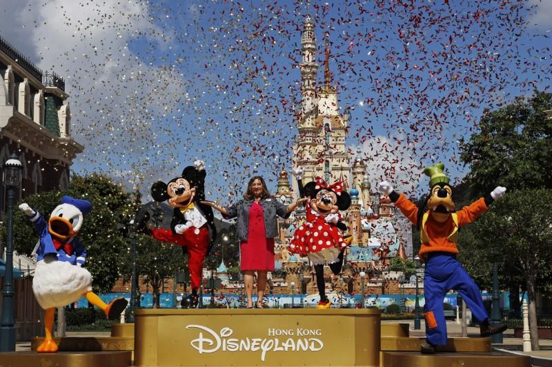 迪士尼傳將在香港裁員 人數最多達150人