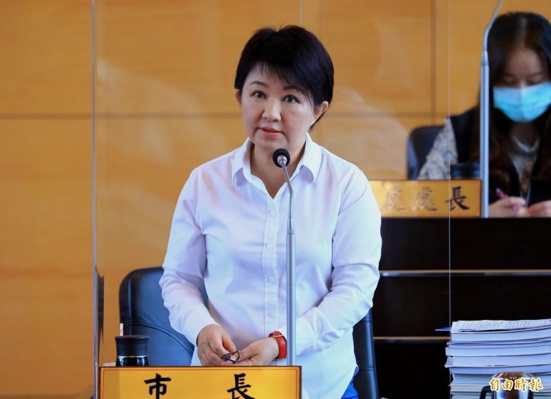 國民黨議員絕食抗議中火 盧秀燕不捨且盼停止絕食