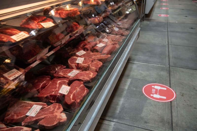 進口食品有無病毒?中國黑單外國肉廠「越禁越多」