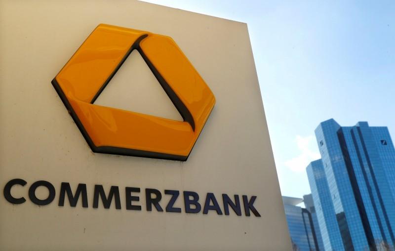 德國商業銀行傳擬額外裁員7000人、關閉400間辦公室