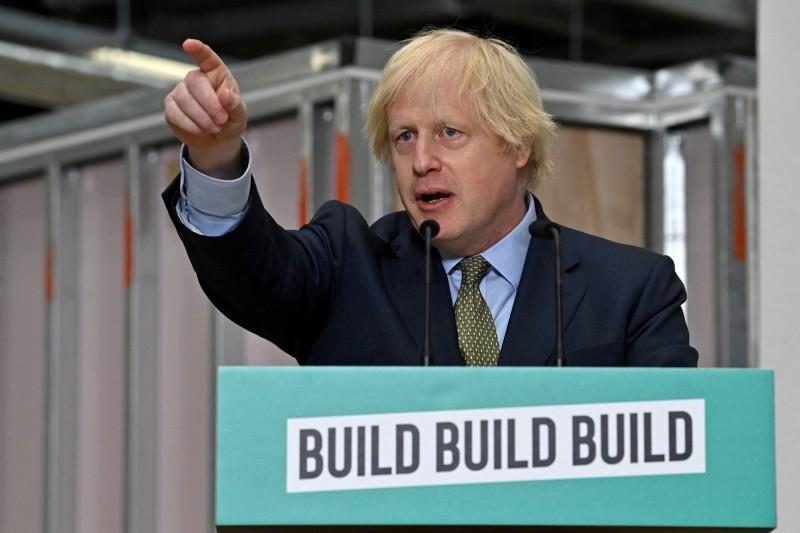 英相強生回應對華為態度:將保護基建免受敵國供應商傷害